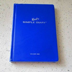 Keel's Simple Diary NEW Not Your Average Journal